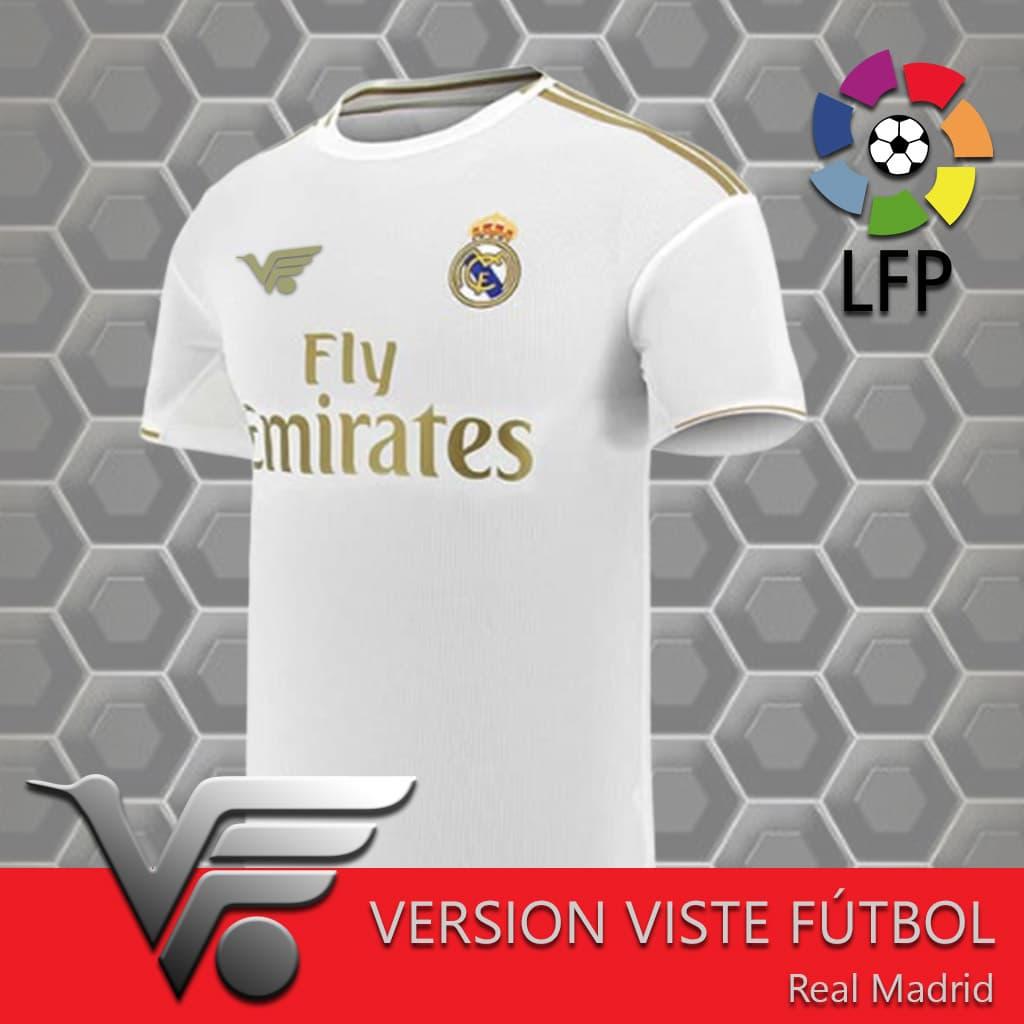 Camiseta del Real Madrid 2019